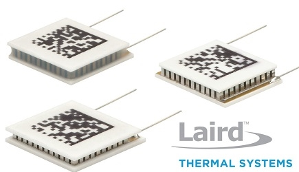 Laird Thermal Systems Releases OptoTEC OTX/HTX Series of Miniature Thermoelectric Coolers