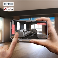 ams, ArcSoft Demonstrate 3D Direct ToF Sensing System for Android Mobile Devices