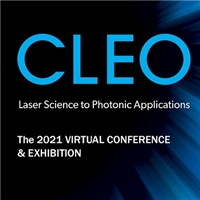 CLEO to Host 2021 Virtual Conference & Exhibition on Laser Science and Photonics Applications